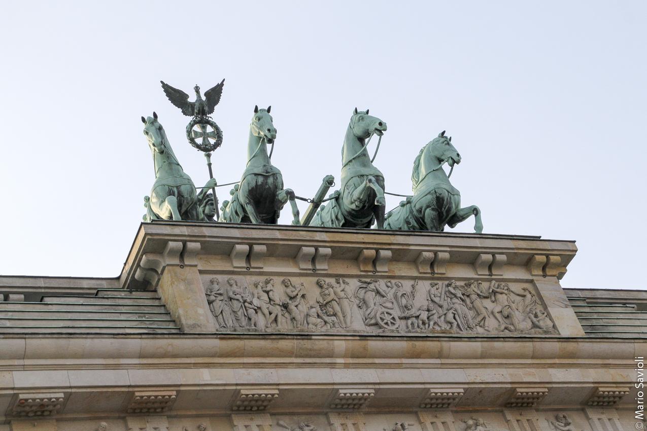 Berlino Porta di Brandeburgo