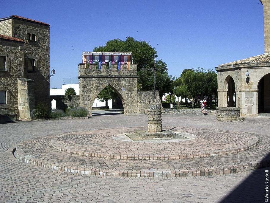Camminio di Santiago - Uterga