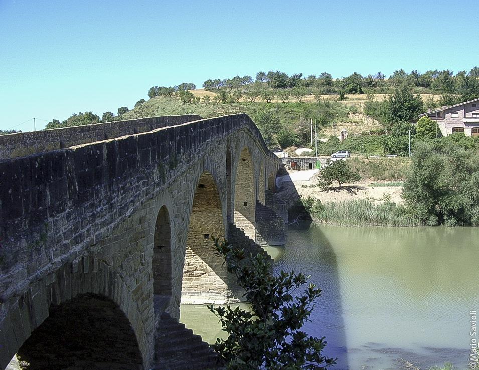 Camminio di Santiago - Puente la Reina