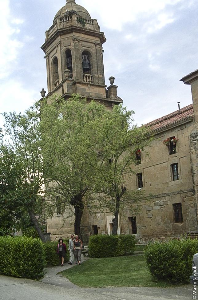 Camminio di Santiago - Granon