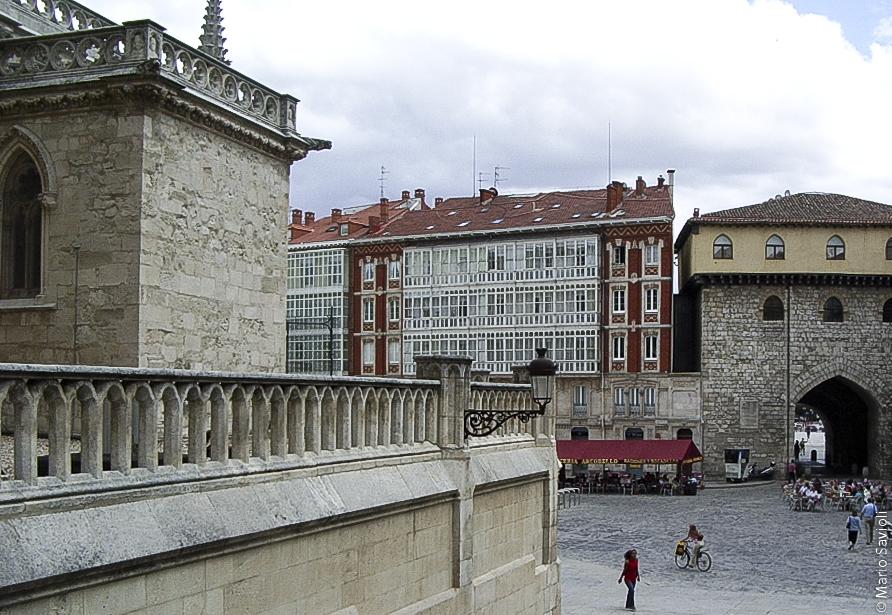 Cammino di Santiago - Burgos