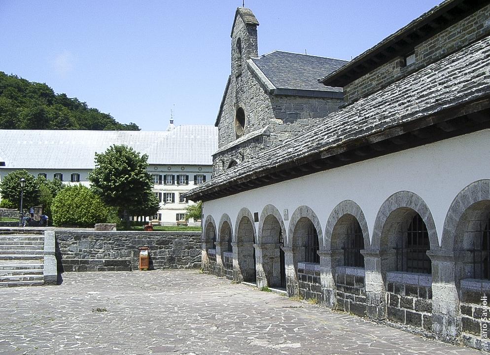 Cammino di Santiago - Pirenei - Roncisvalle