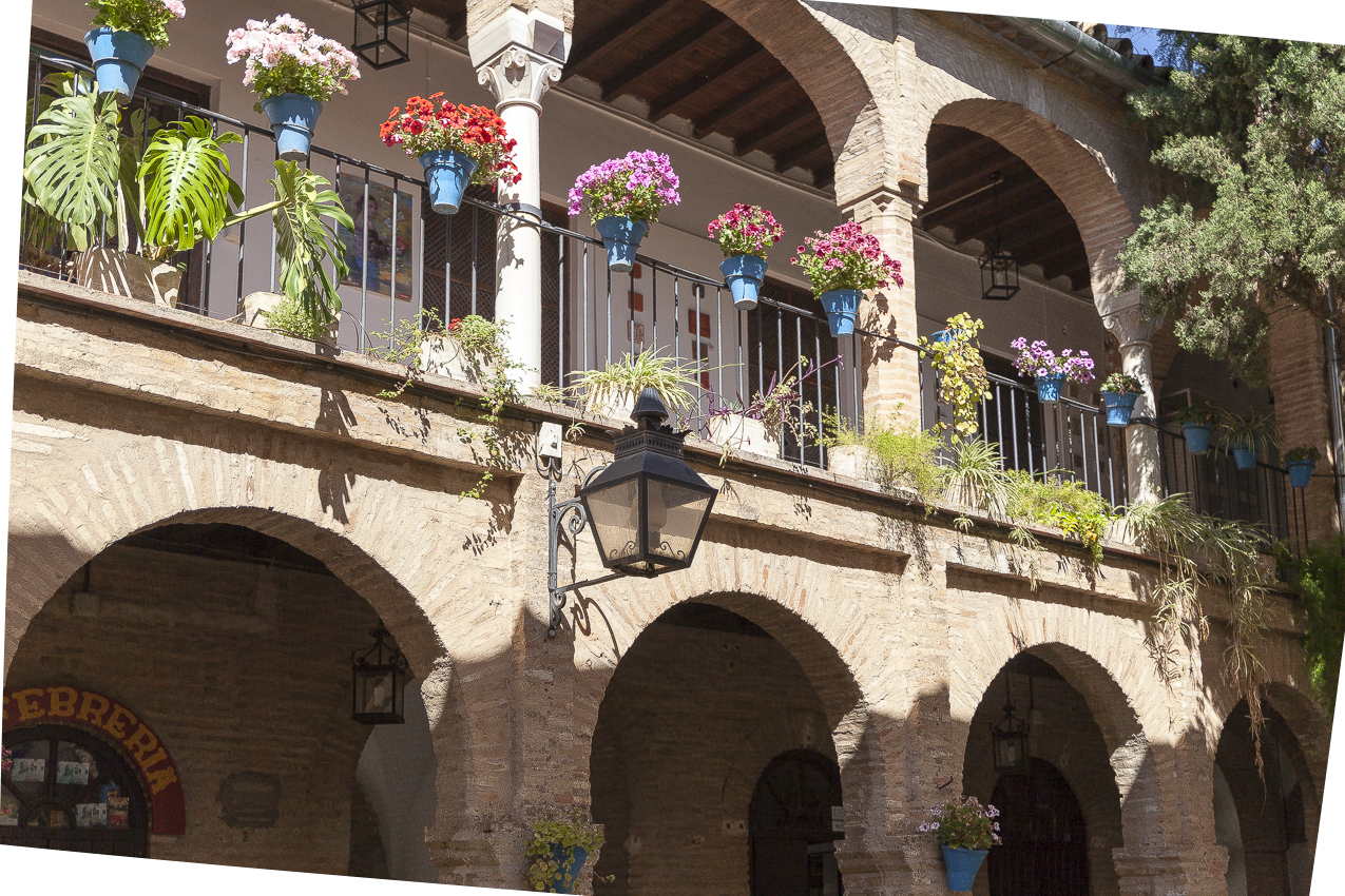 Cordoba - casa andalusa