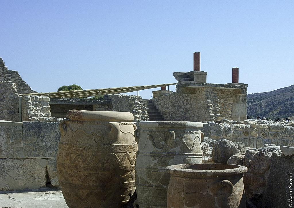 Creta - Sito archeologico Cnosso
