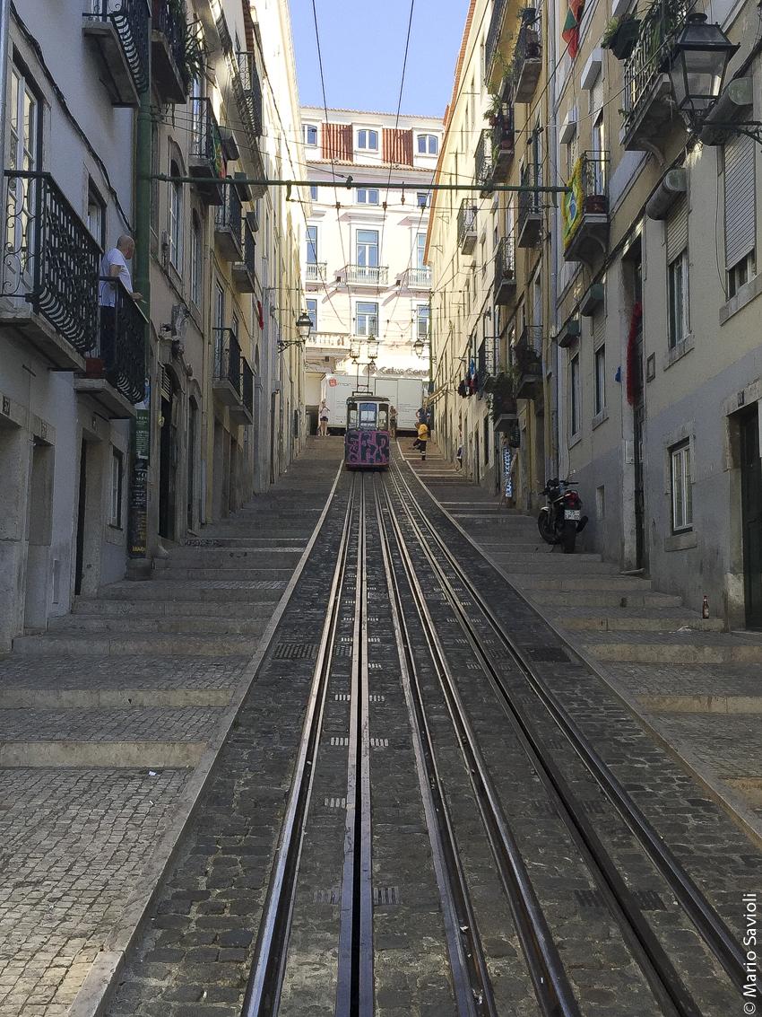 Lisbona - funicolare
