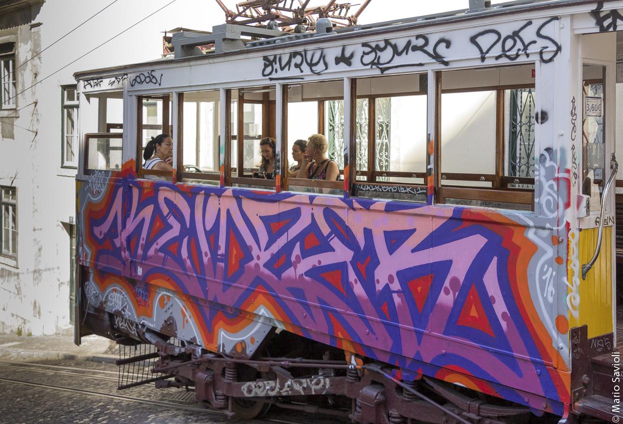 Lisbona - Tram