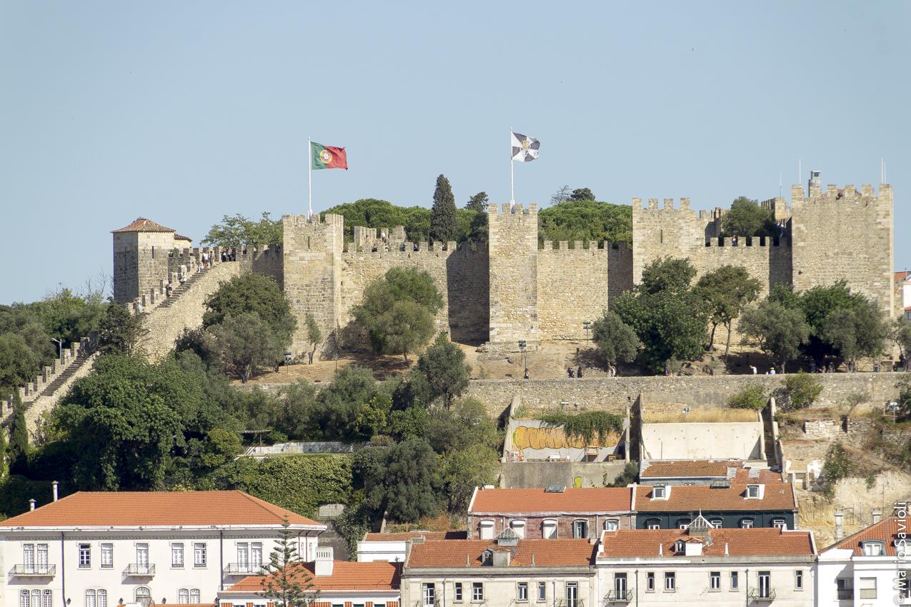 Lisbona - Castello