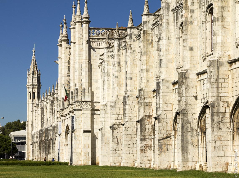 Lisbona - monastero dos Jerónimos