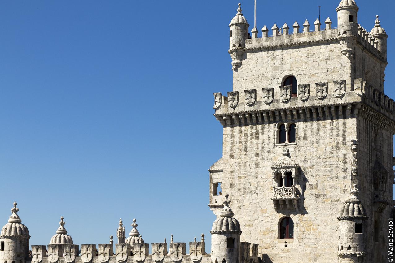 Lisbona - La torre di Belém