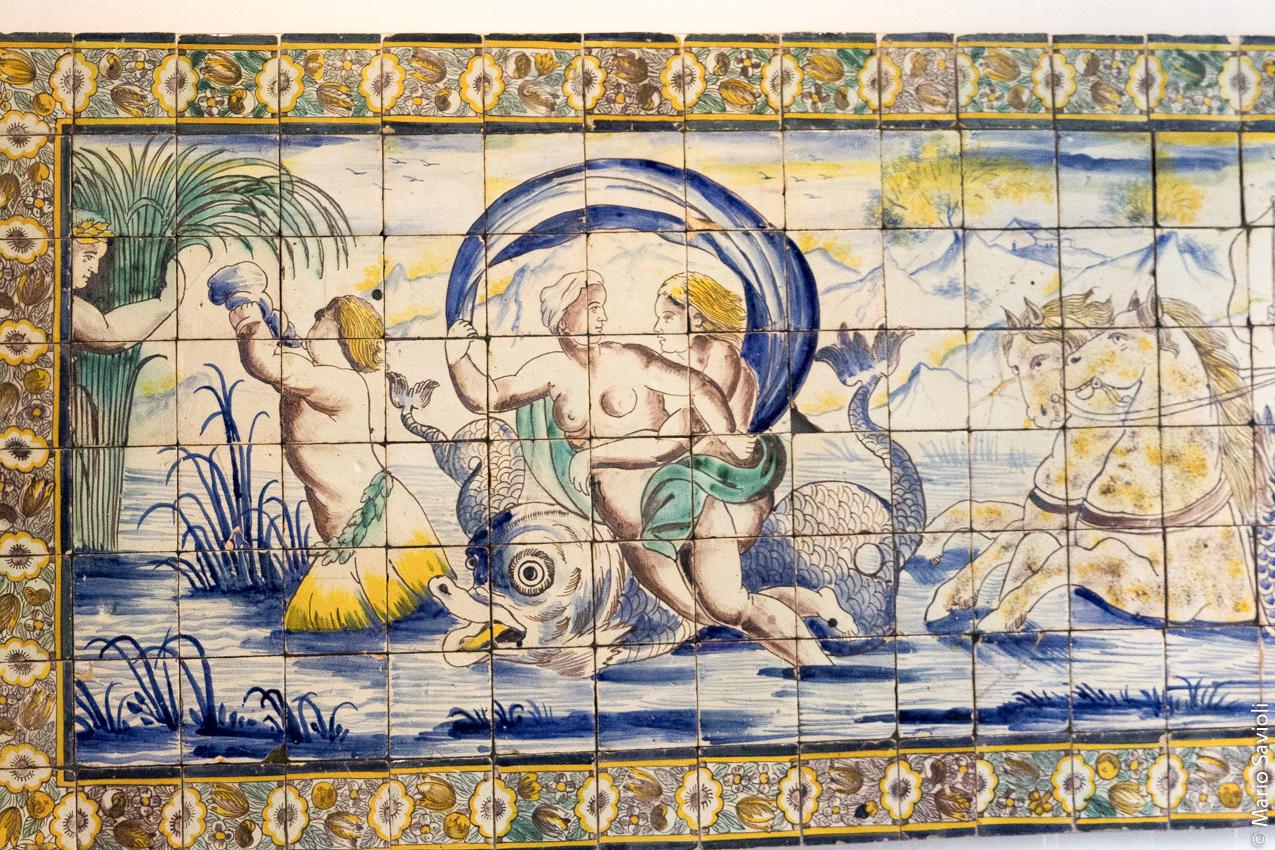 Lisbona - Museo delle Azulejos