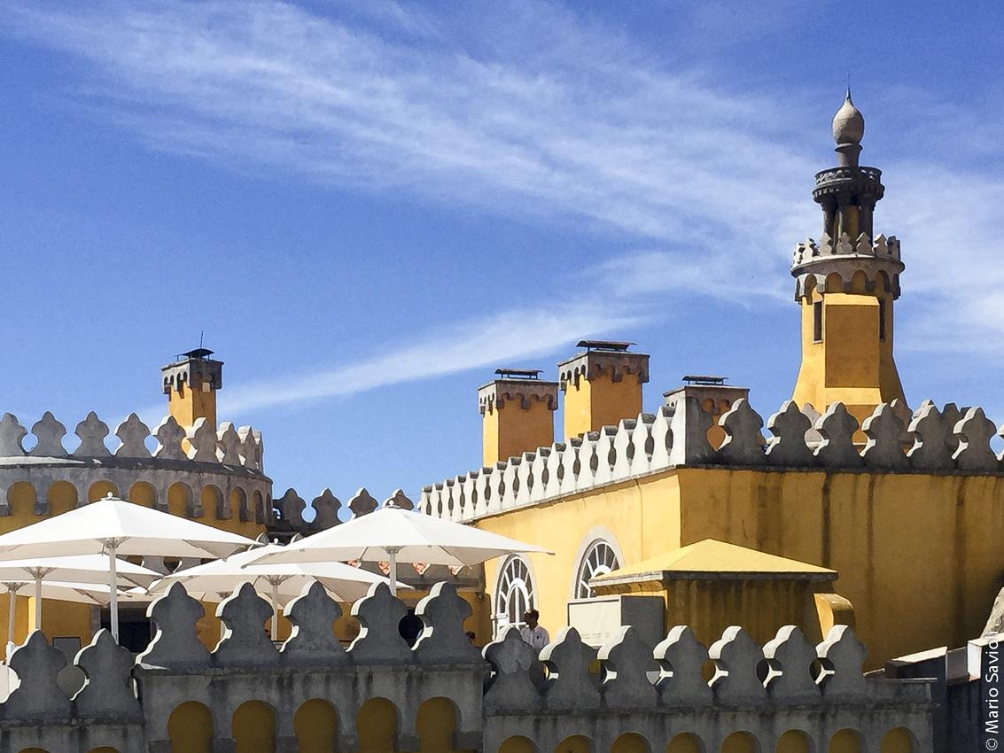 Sintra - Il Palazzo Pena