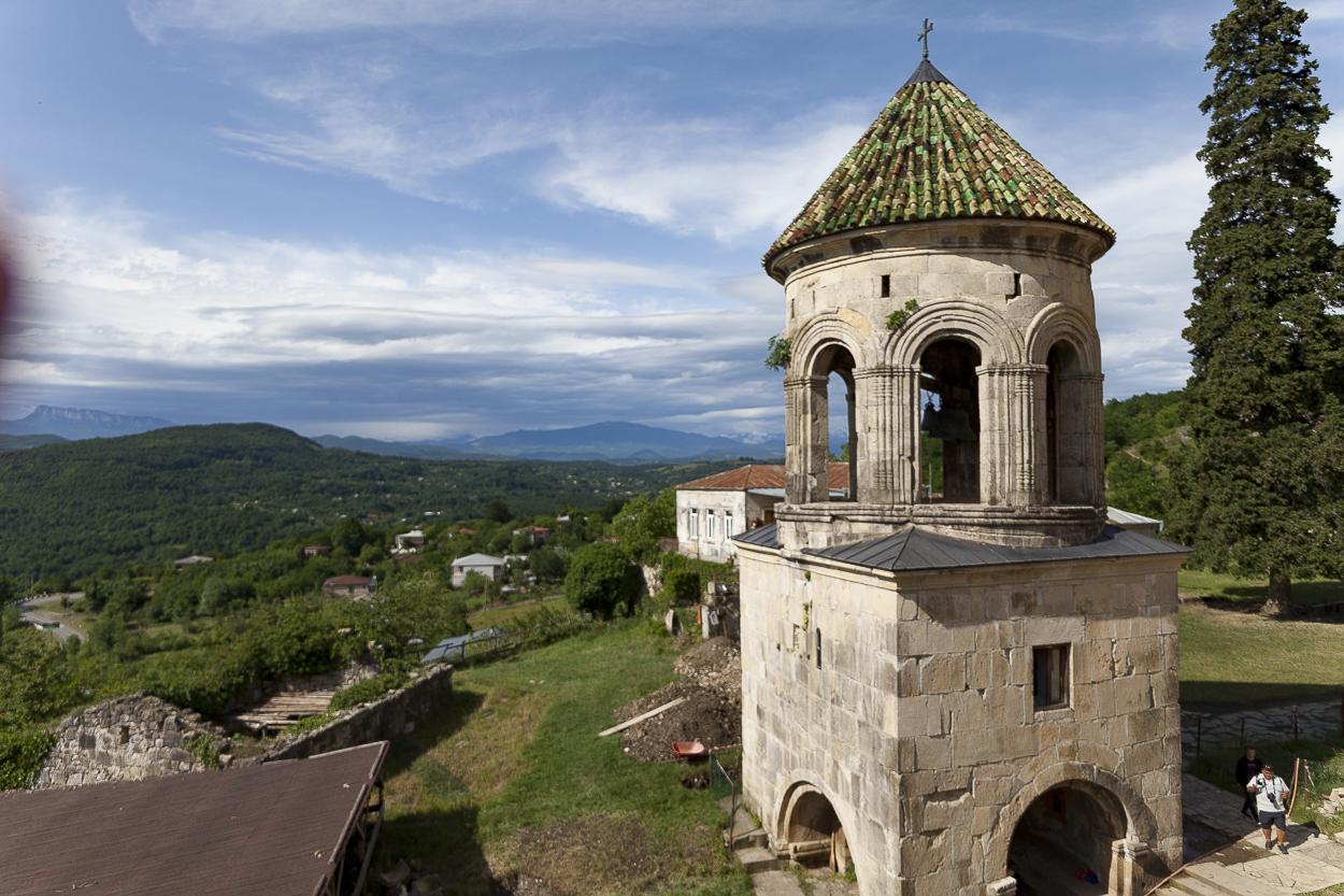 Monastero di Gelati - Georgia - Kutaisi
