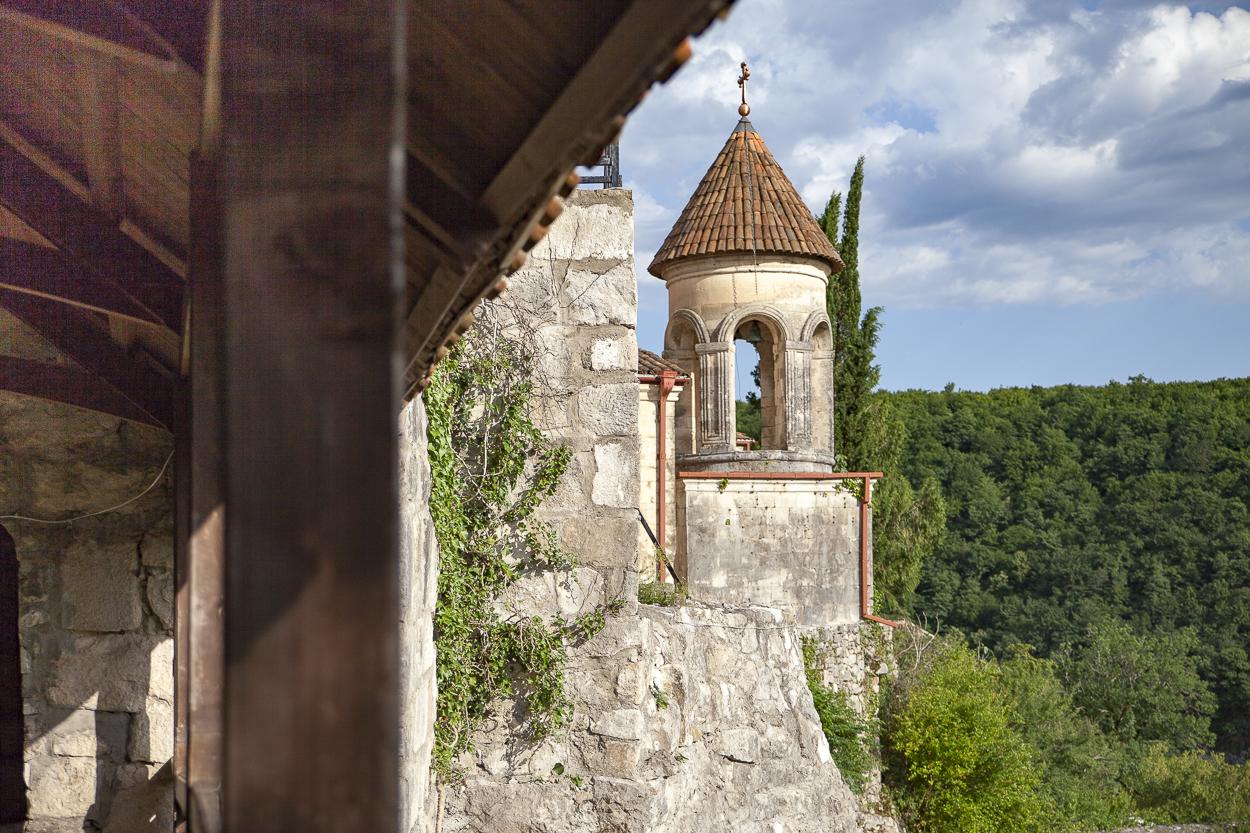Monastero di Motsameta - Georgia - Kutaisi