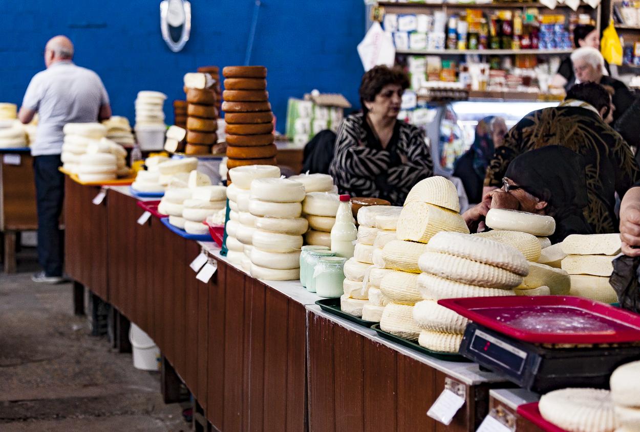 Mercato di Kutaisi