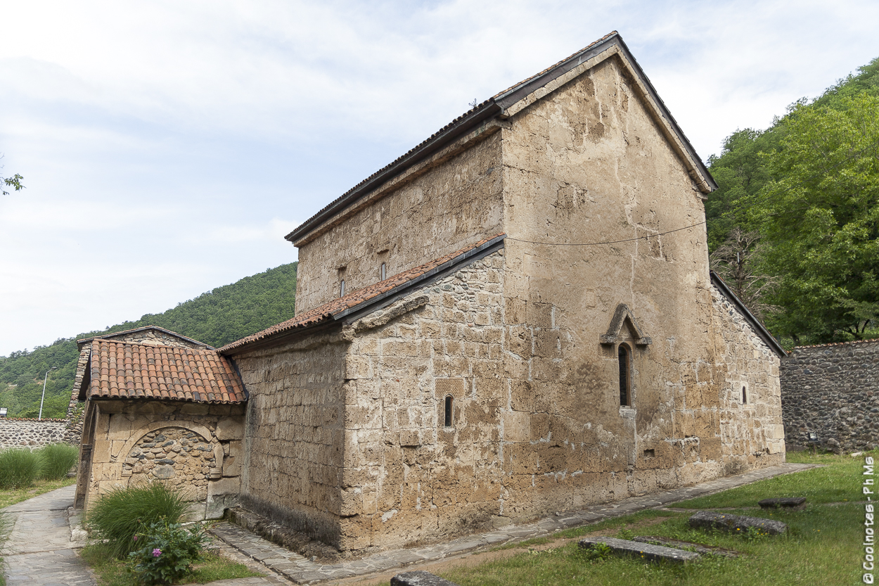chiesa di Ubisa  Georgia