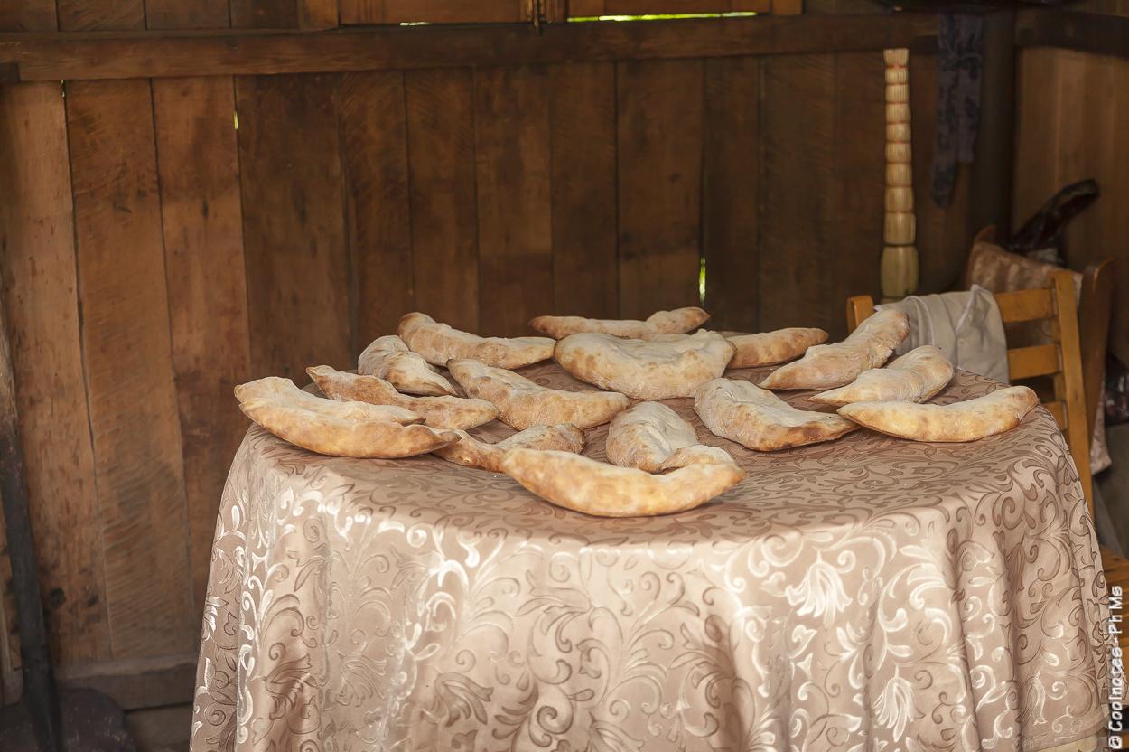 Puri – il pane georgiano