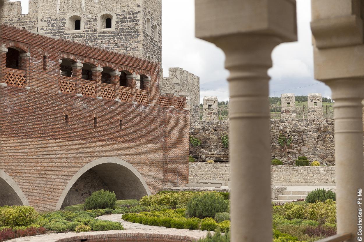 Castello di Rabati Georgia