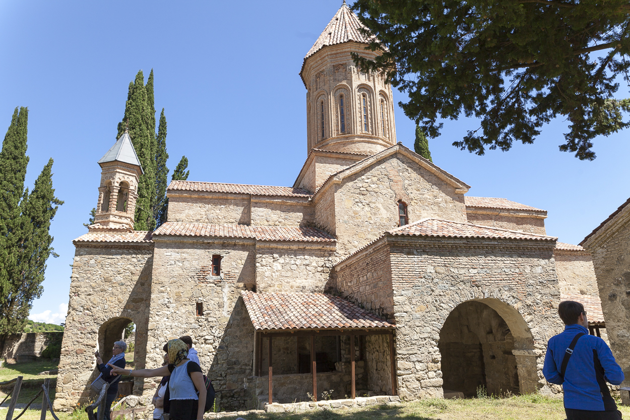 Monastero di Ikalto