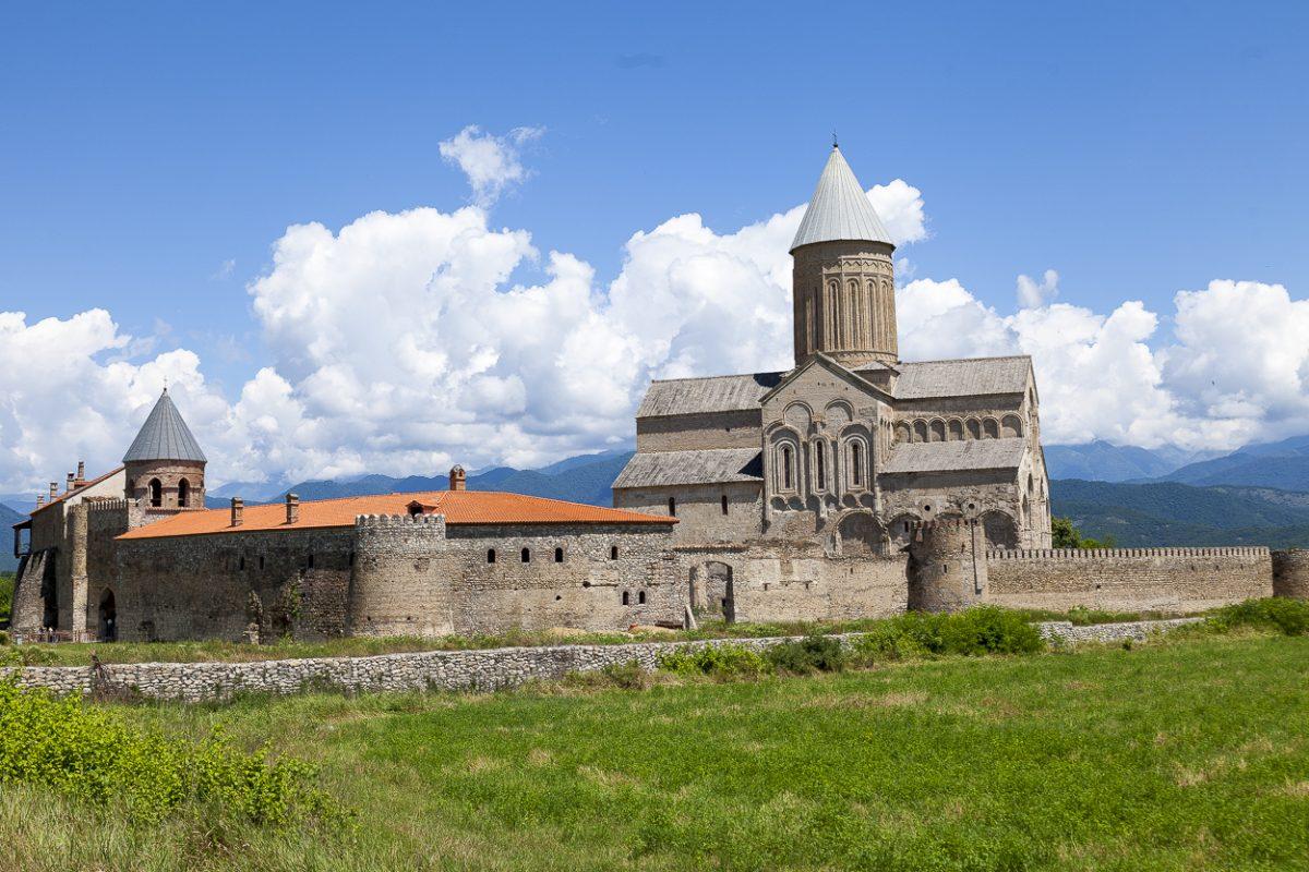 Georgia – La regione di Kakheti – la culla del vino.
