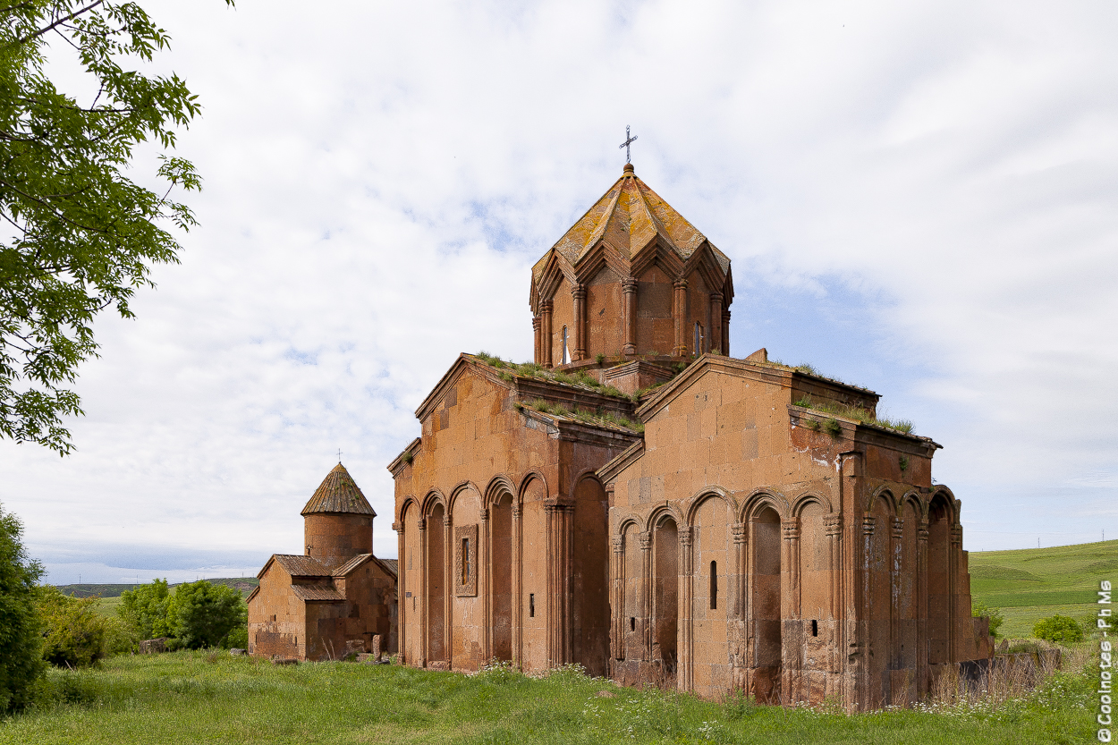 Aruch and Marmashen Monasteries