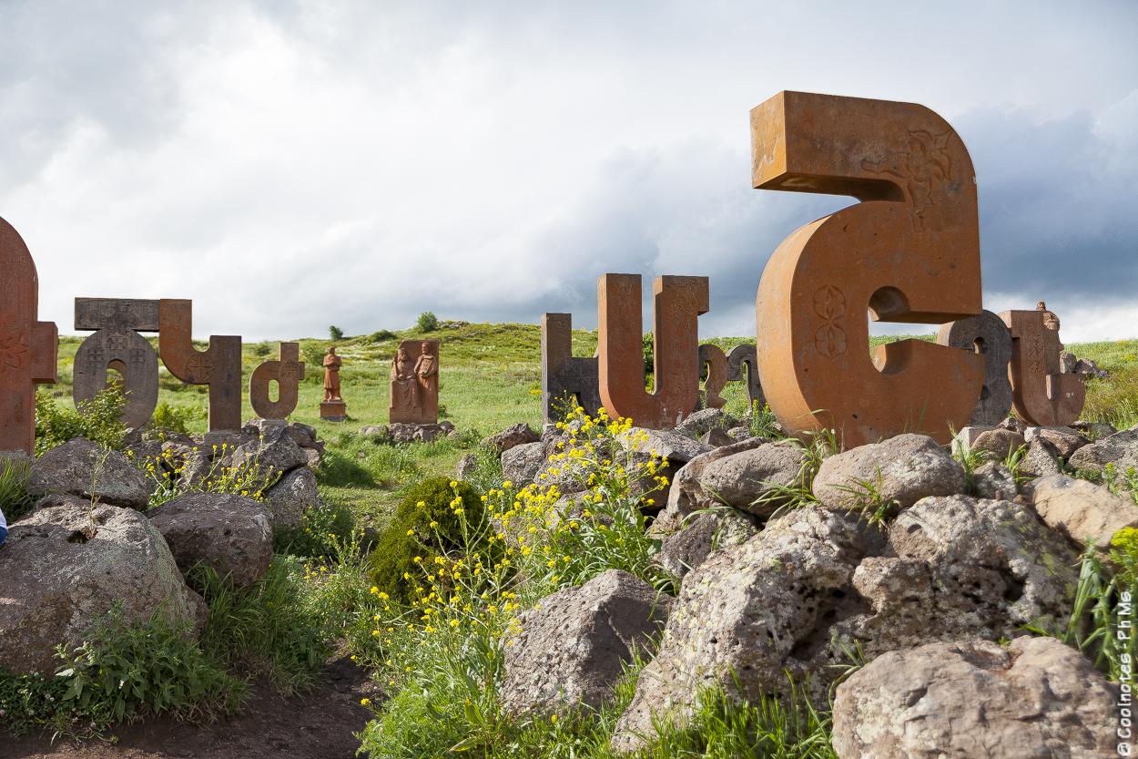 alfabeto armeno