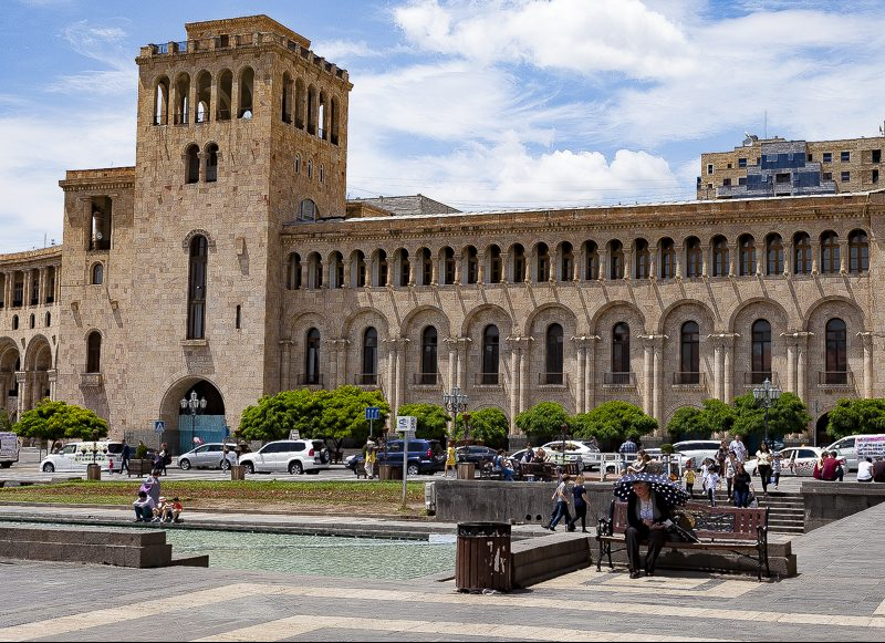 Armenia: cosa vedere a Yerevan