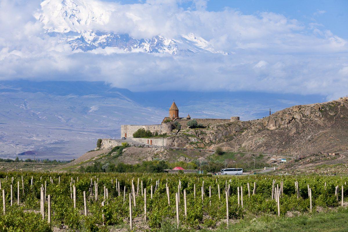 Armenia: in viaggio verso Goris