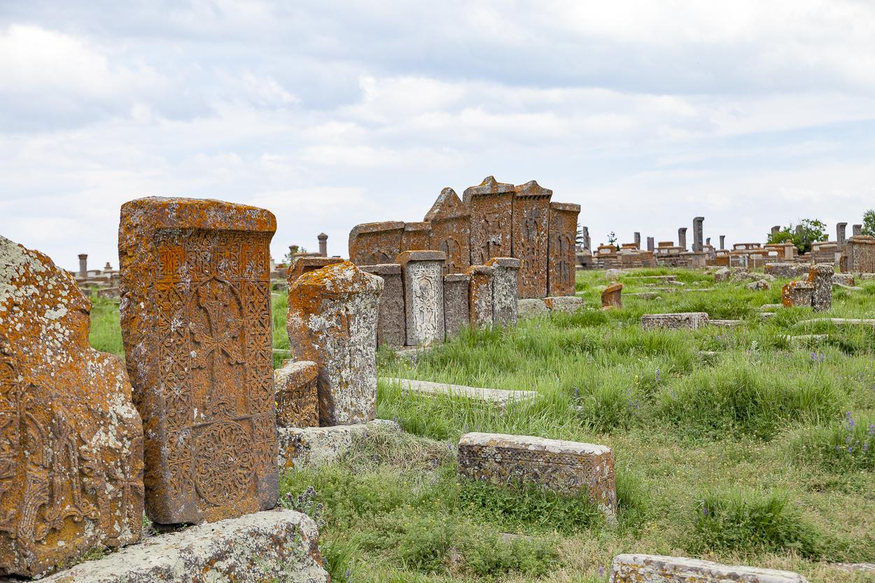 Il cimitero di Noraduz - Khachkar