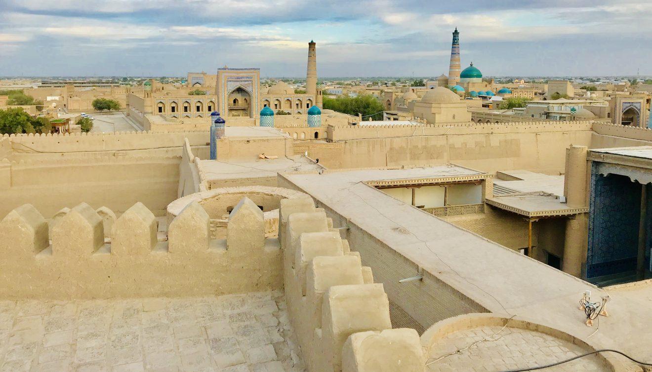 Uzbekistan: Khiva, emozionante museo a cielo aperto