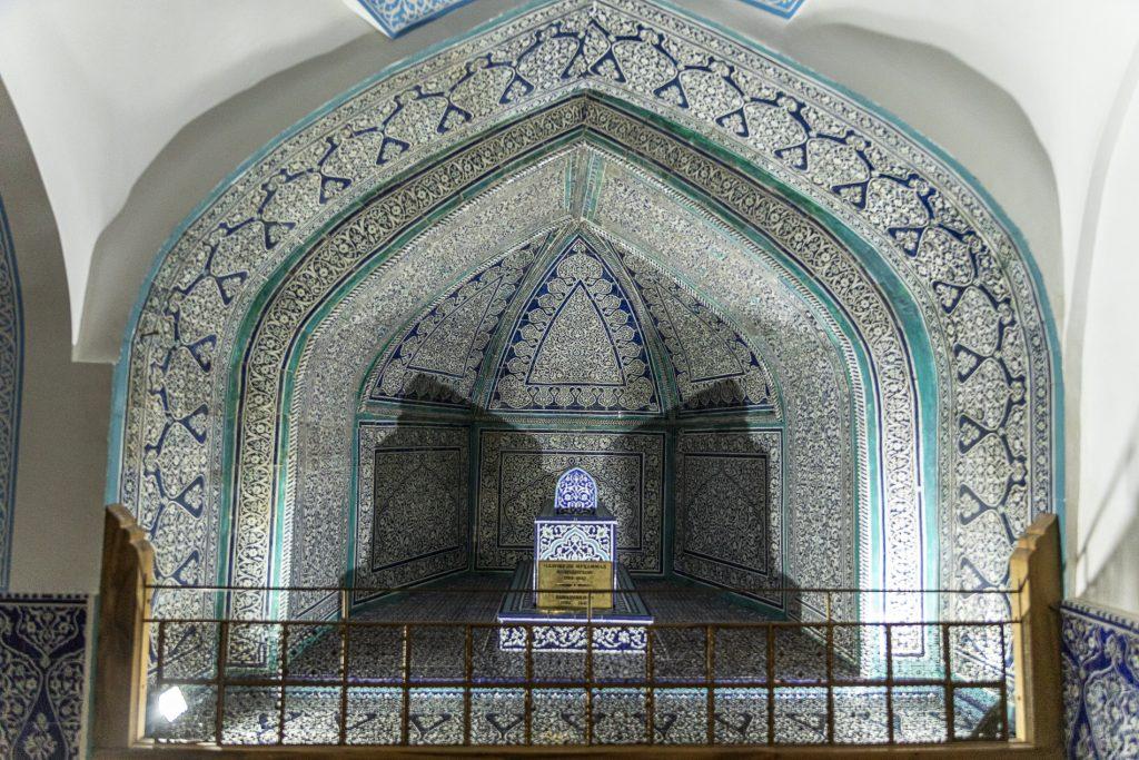 Mausoleo Pakhlavan Makhmud