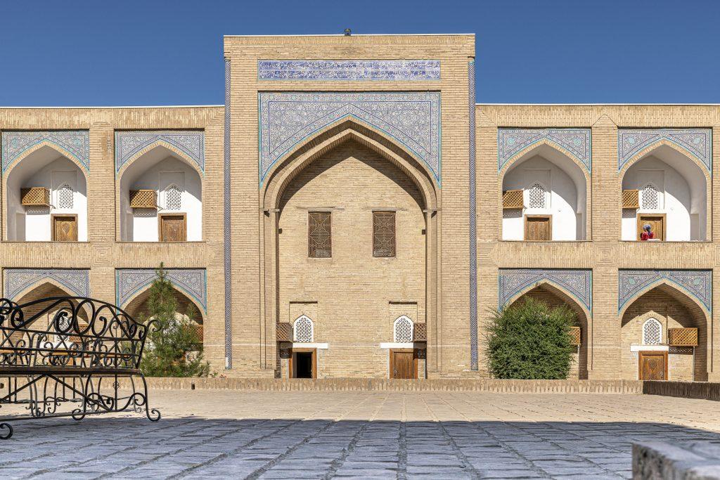 Madrassa Mohammed Amin Khan