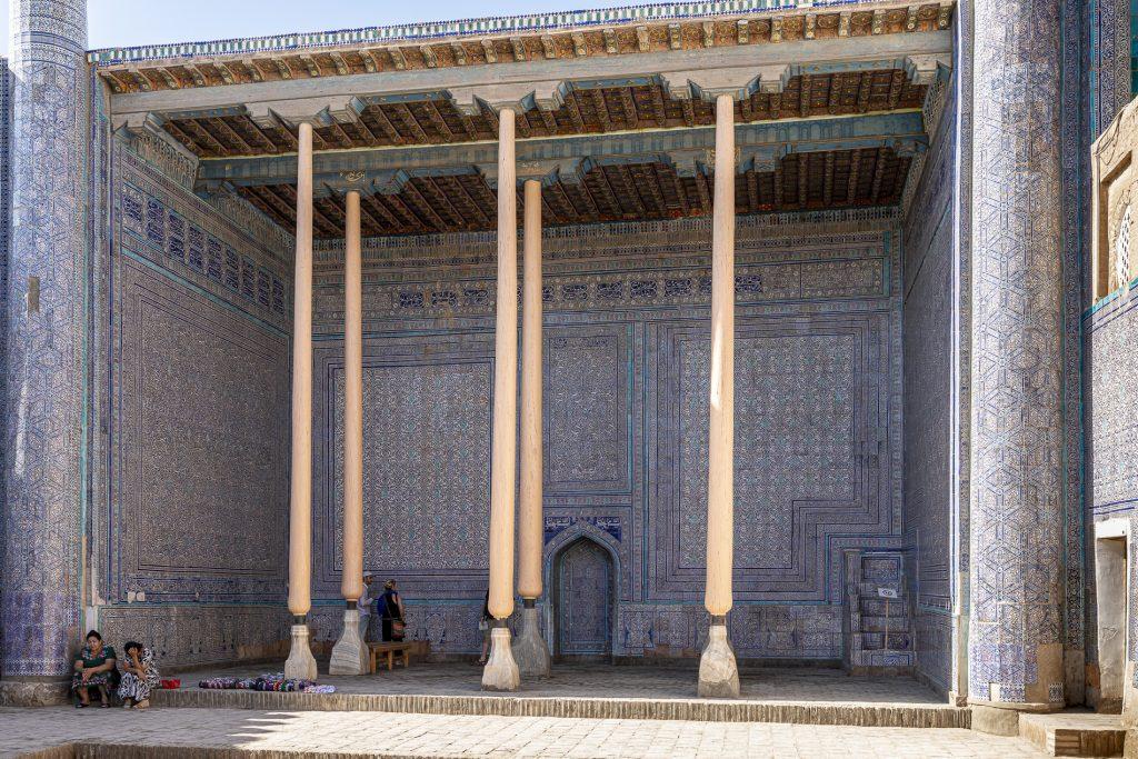 Konya Ark - Khiva - Moschea d'estate