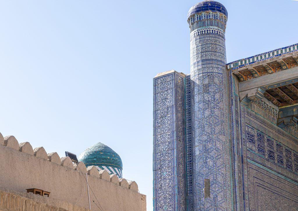 Konya Ark - Khiva - Moschea estiva