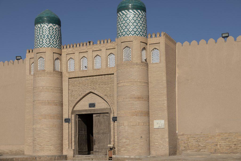Konya Ark - Khiva