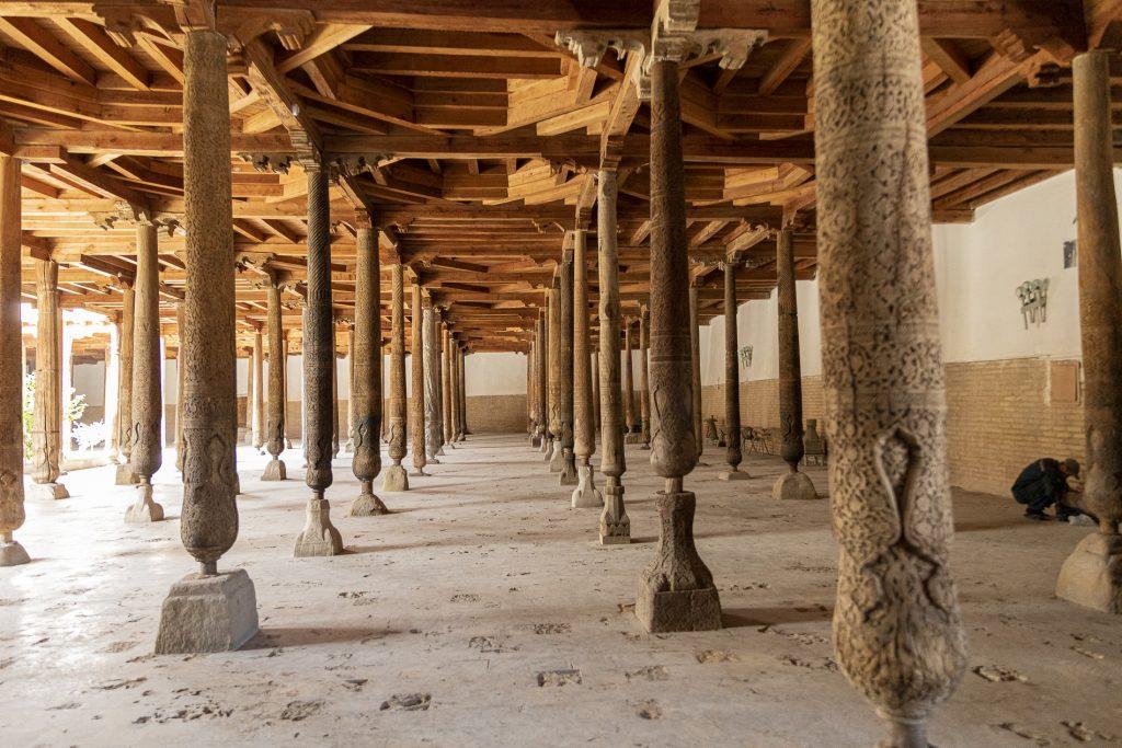 Moschea di Juma - Khiva