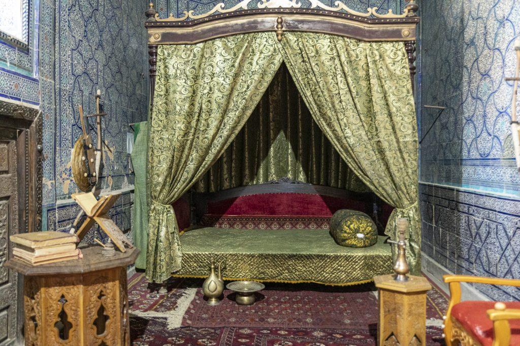 Tosh Hovli - Khiva - Camera da letto