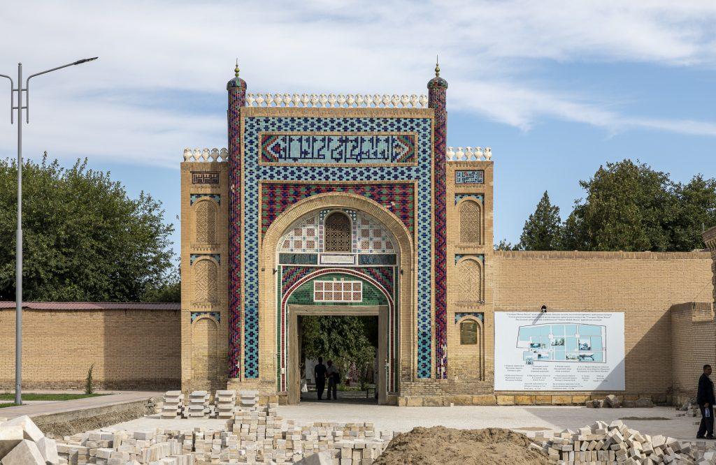 Palazzo d'estate Bukhara