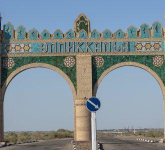 Karakalpakstan. Museo Savitsky e regione Ellikkala: le fortezze