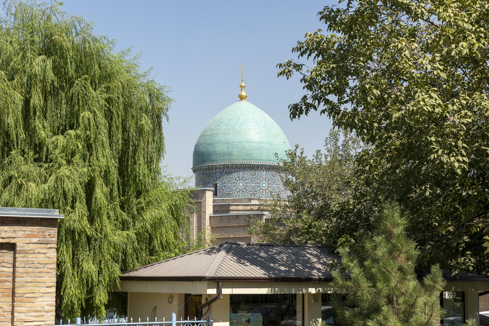 Mausoleo Kafal Shashi