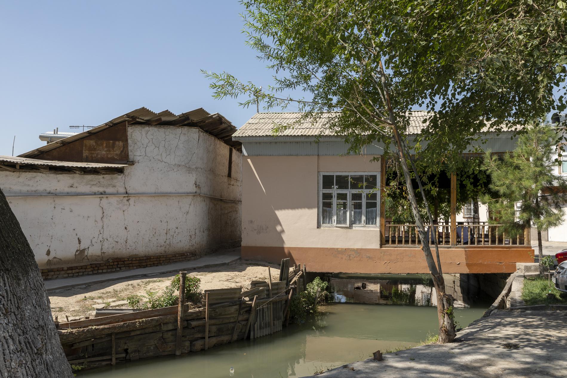 Tashkent città vecchia