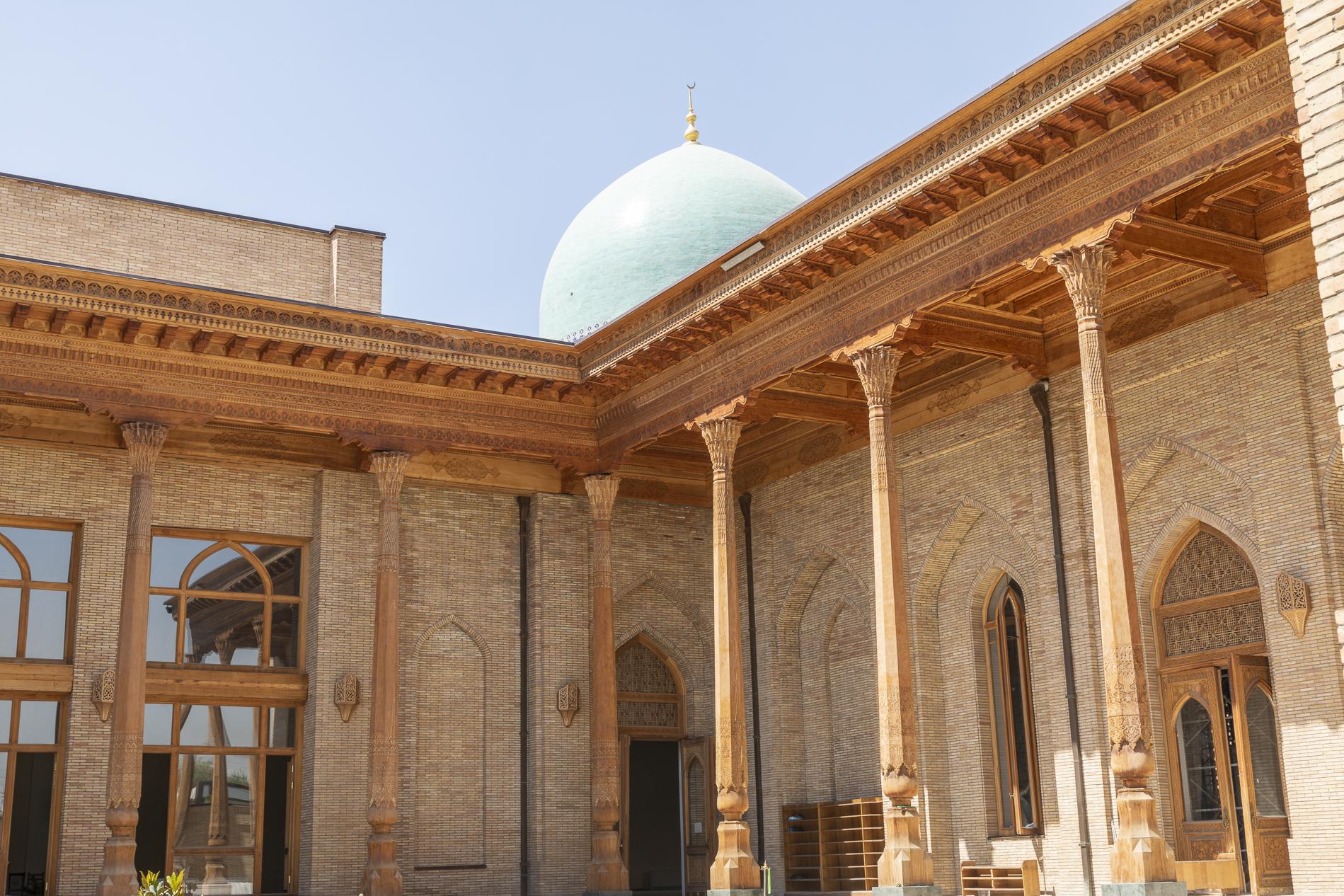 Kukldash Madrassa