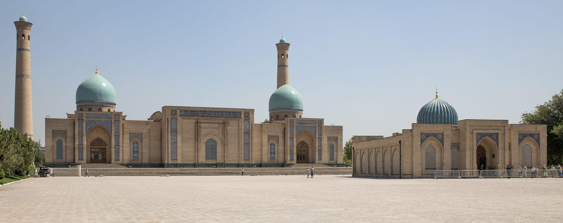 Uzbekistan: sulle orme di Tamerlano e della via della seta.