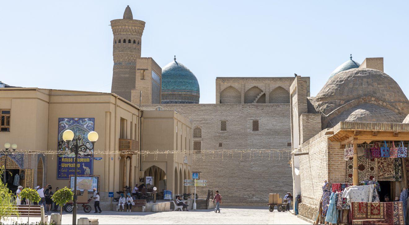 Bukhara: la leggendaria città sacra dell'Asia centrale