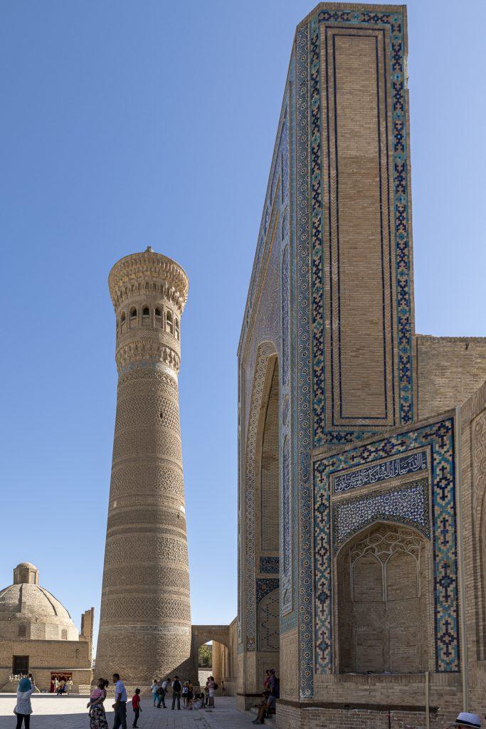 Minareto Kalyan Bukhara