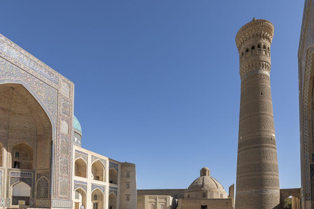 Complesso Po-i-Kalyan, Minareto, Bukhara