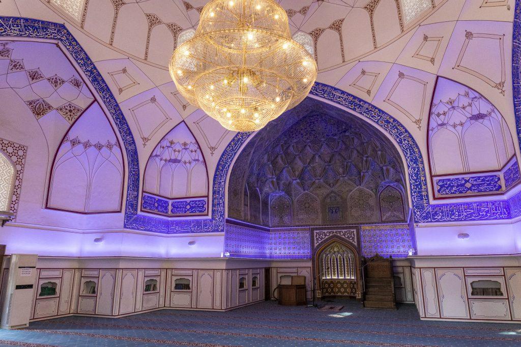 Moschea Bolo-hauz - Bukhara