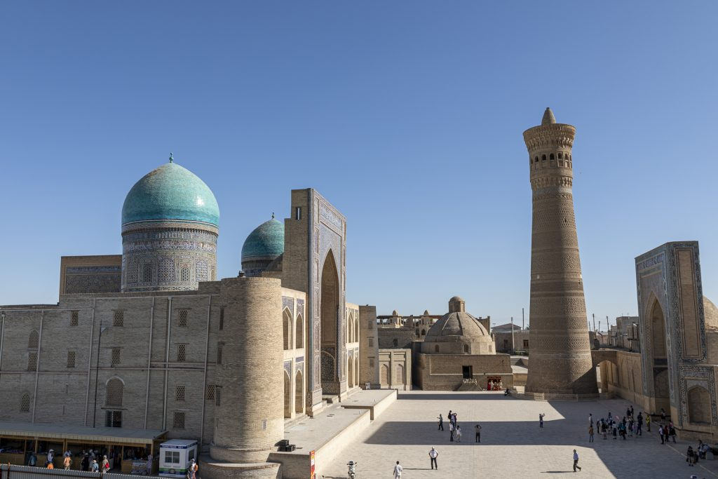 Complesso Po-i-Kalyan - Bukhara
