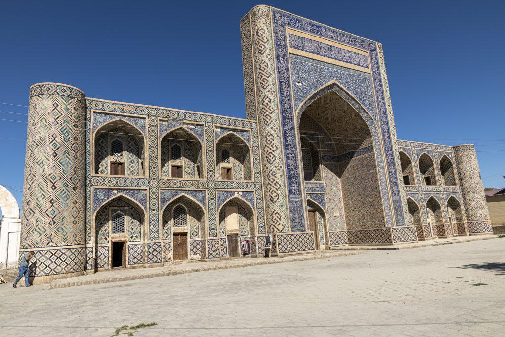 Madrassa di Ulugbek - Bukhara