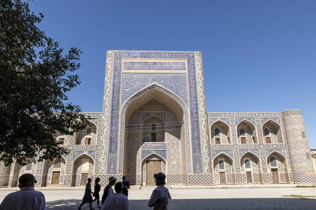 Madrassa di Ulugbek Bukhara