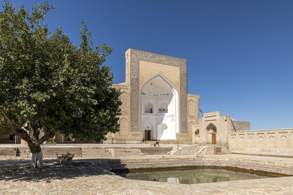 Necropolis Chor Bakr Bukhara